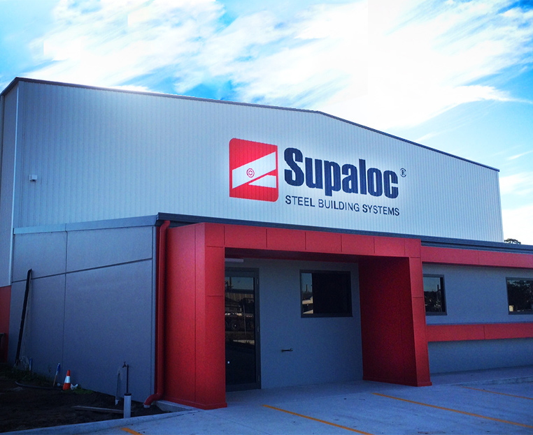 New Supaloc Steel Factory opening in Tomago, NSW