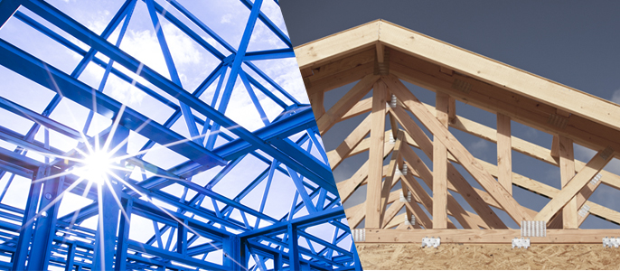 Steel vs Timber Frames
