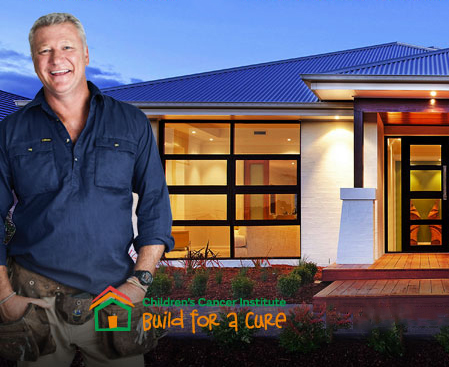 Supaloc are proud to support Build for a Cure